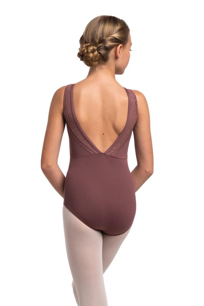 Kimberley Leotard with Lola Lace - Child