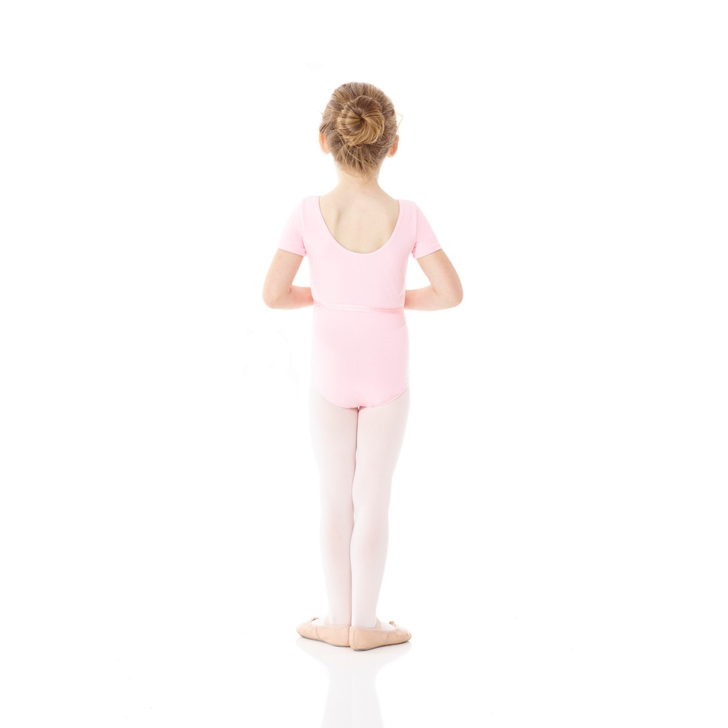 Cap Sleeve Leotard - Child - Inspirations Dancewear - 2