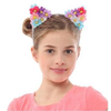 Light up Flower Cat Ears