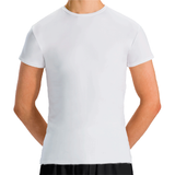 Men's Cap Sleeve Fitted T-Shirt - Inspirations Dancewear