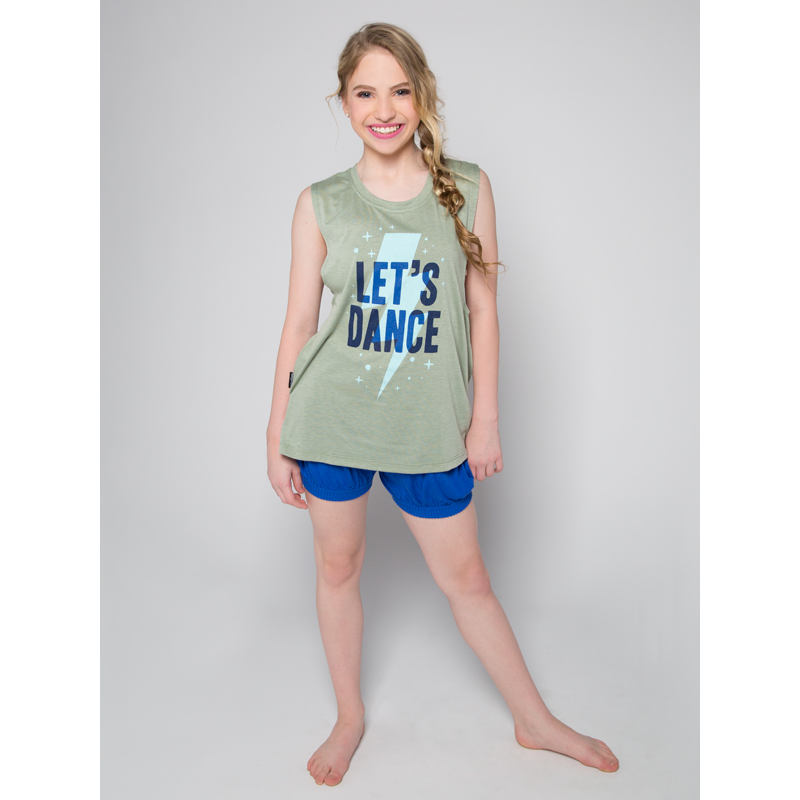 Let's Dance Metro Tank - Adult
