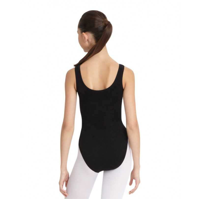 Tank Leotard with Jazz Legline - Inspirations Dancewear - 2
