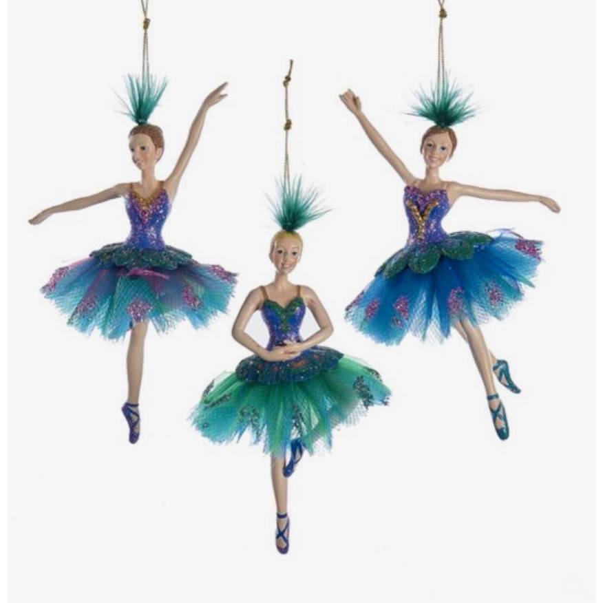 Green and Teal Tutu