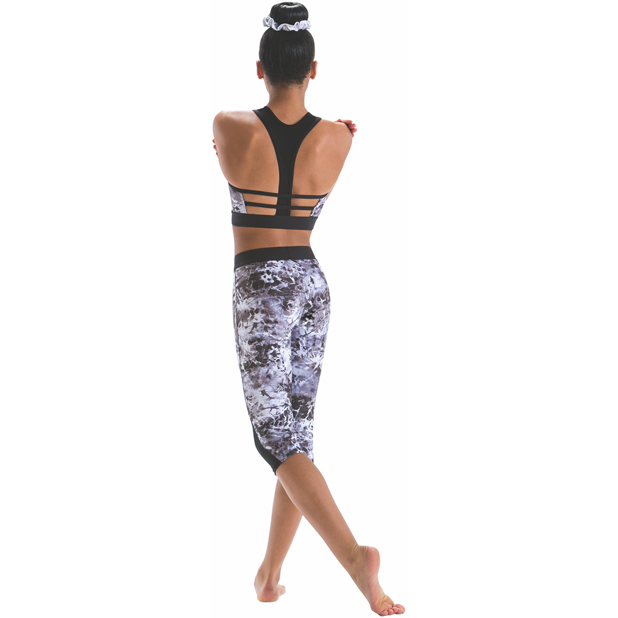Gym Racerback Top with Strappy Back - Inspirations Dancewear - 1
