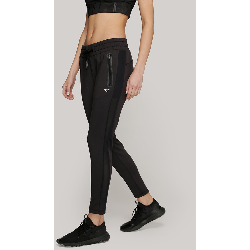 Mesh Panel Joggers - Adult
