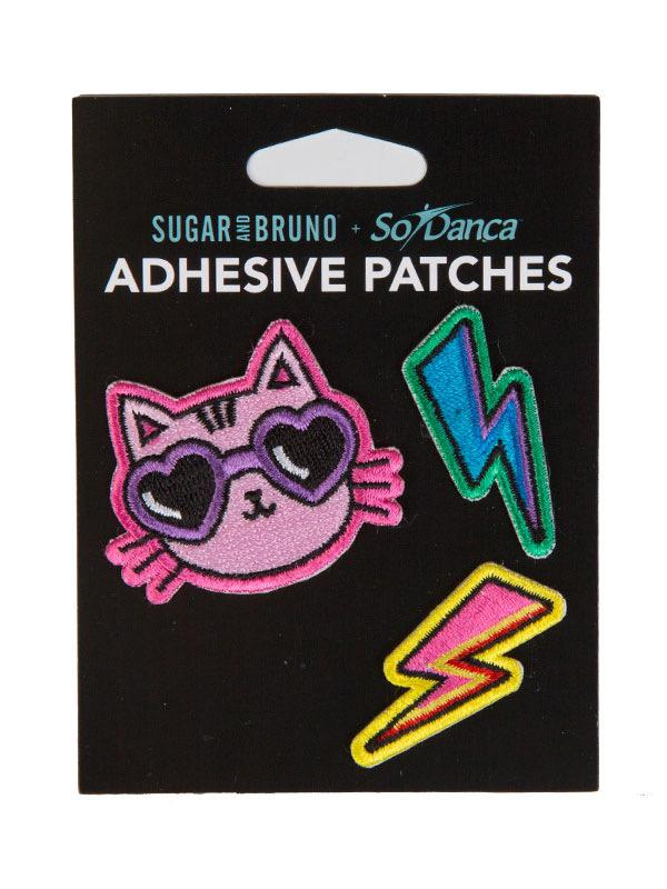 Cool Cat Patch Set