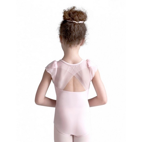 Petal Sleeve Leotard - Child - Inspirations Dancewear - 2