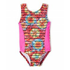 Girl Power Gymnastics Leotard - Child