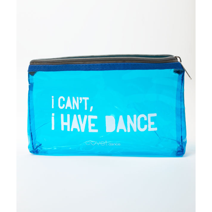 I Can't I Have Dance Beauty Bag
