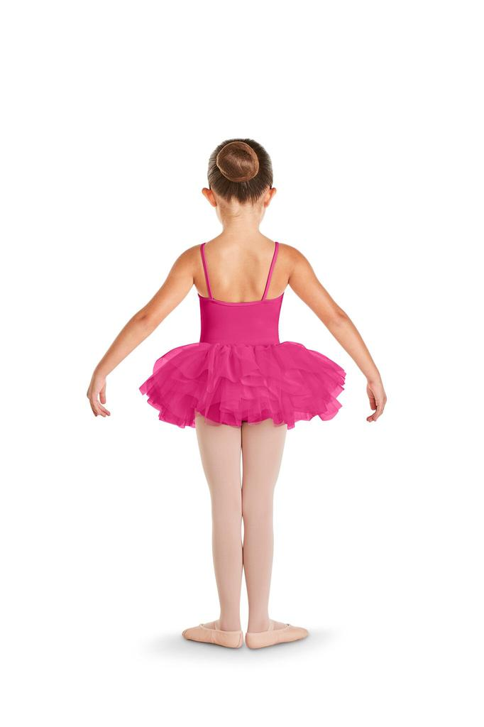 Diamante Tutu Camisole Leotard - Child