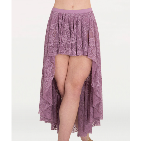 Lace Drapey Skirt - Adult