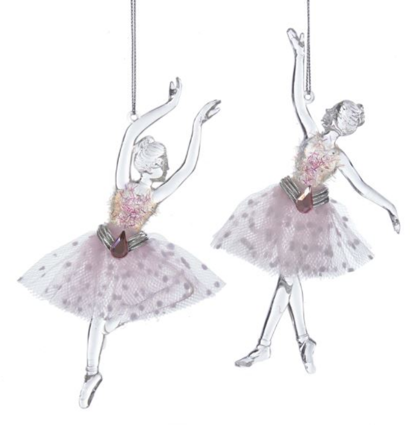 Ballet Angel Ornament
