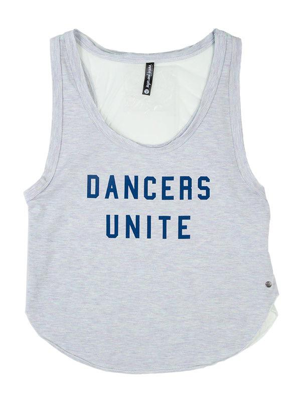 Dancers Unite Summer Breeze Tank - Youth