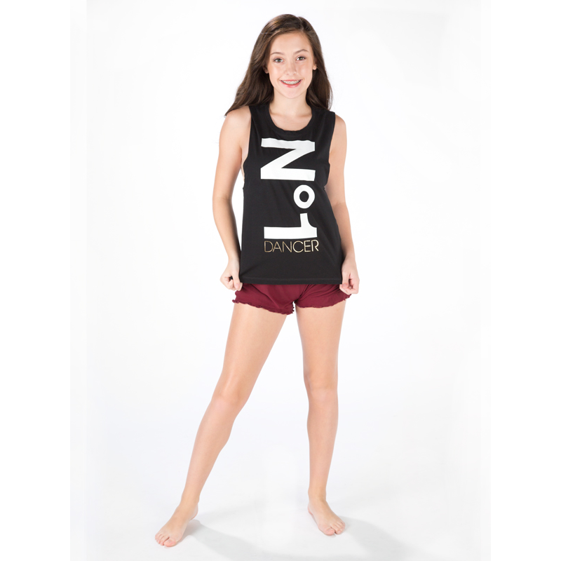 No. 1 Dancer Tank - Youth