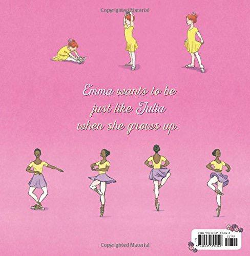 Emma and Julia Love Ballet Book