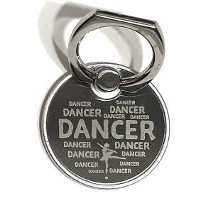 Dancer Print Cell Phone Ring