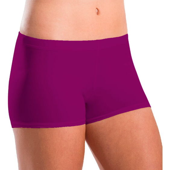 Low Rise Shorts - Inspirations Dancewear - 2