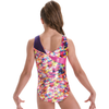 Gym Shoulder Sash Leotard