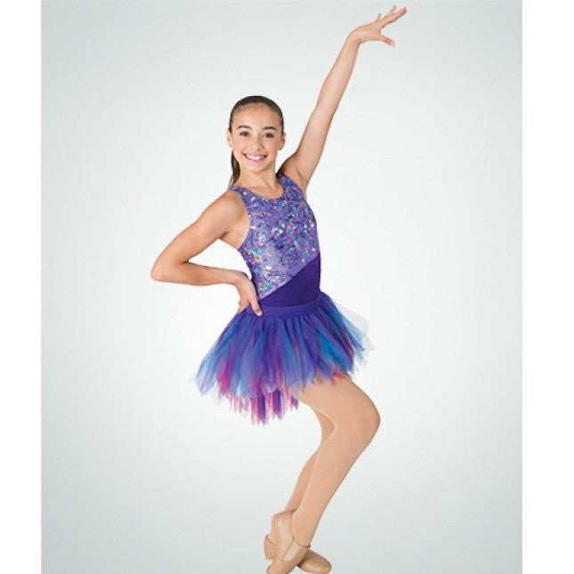 4 Layer Tutu Skirt - Girls - Inspirations Dancewear - 2