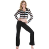 Sequin Stripe Jacket - Inspirations Dancewear - 3