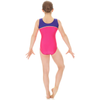 Two Tone Neon Tank Leotard - Child