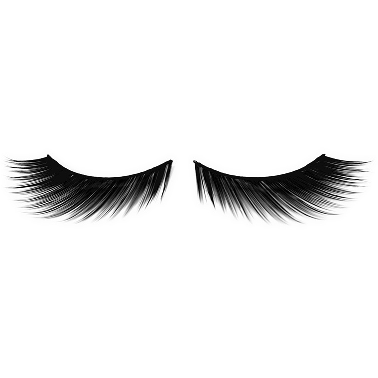 Angled Feathered Lashes