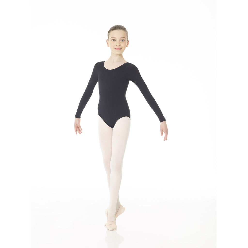 Long Sleeve Leotard - Inspirations Dancewear - 1