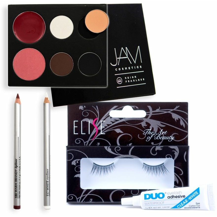 Prima Diva Essential Make-Up Kit