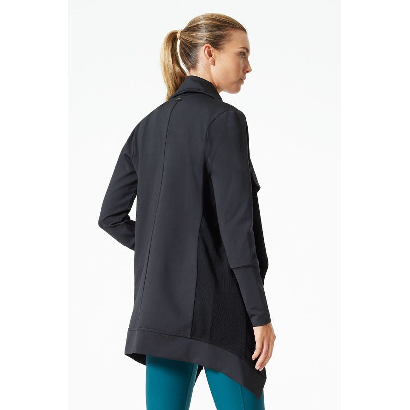 Mynx Waterfall Front Cardigan - Adult