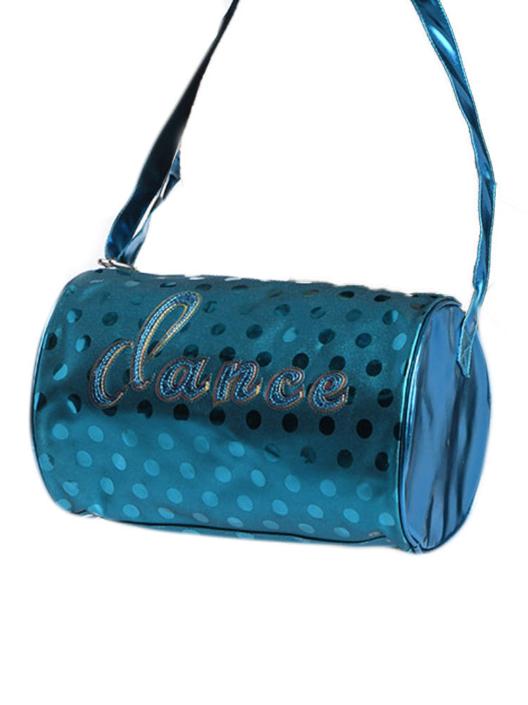 My Dance Dot Duffle - Blue