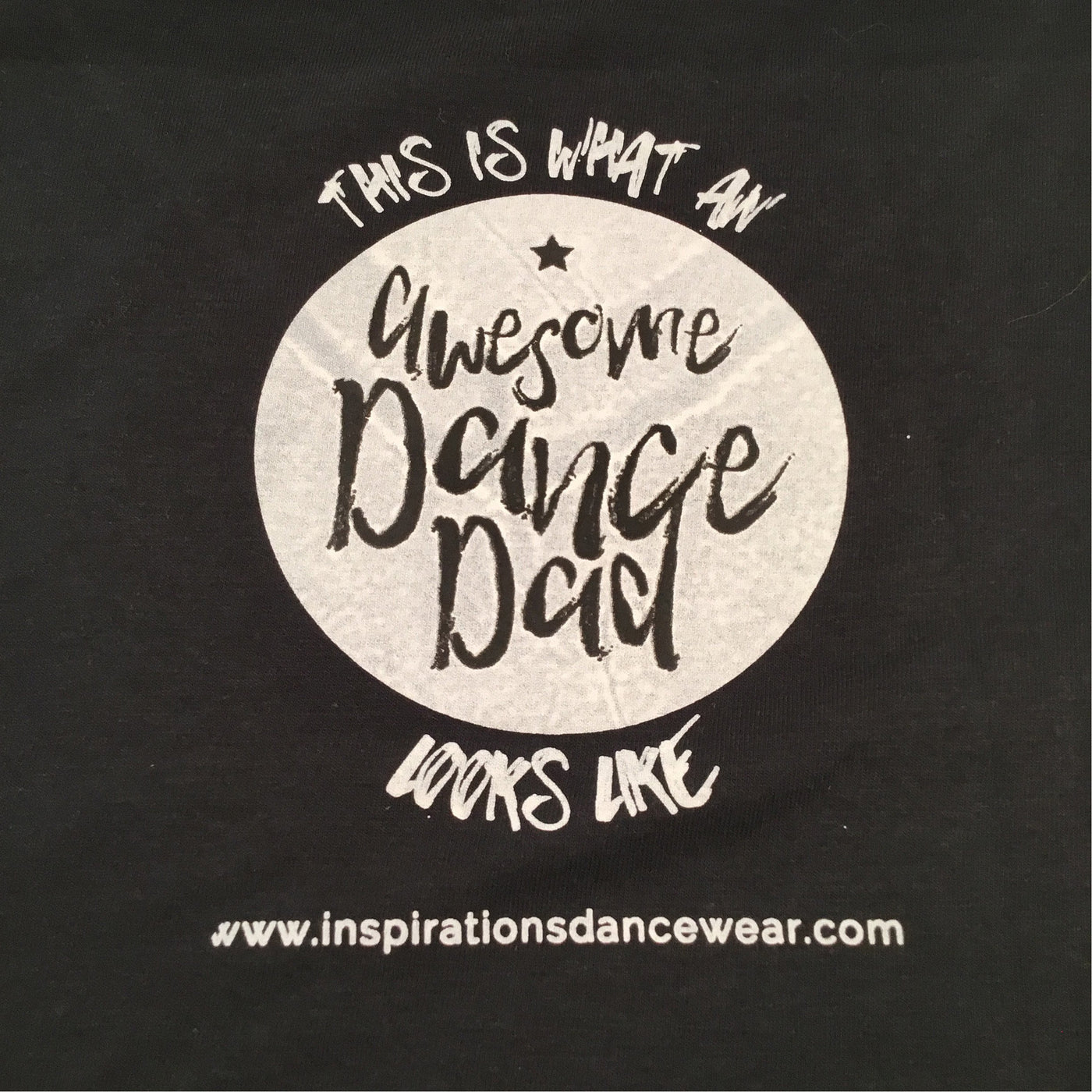 World's Best Dance Dad T-Shirt - Adult