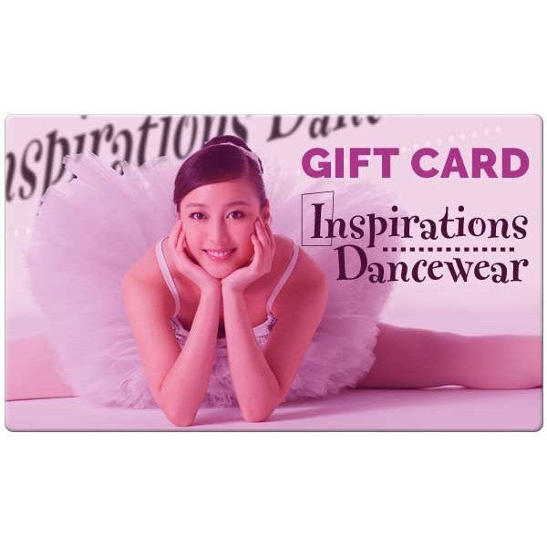 Gift Card - Inspirations Dancewear