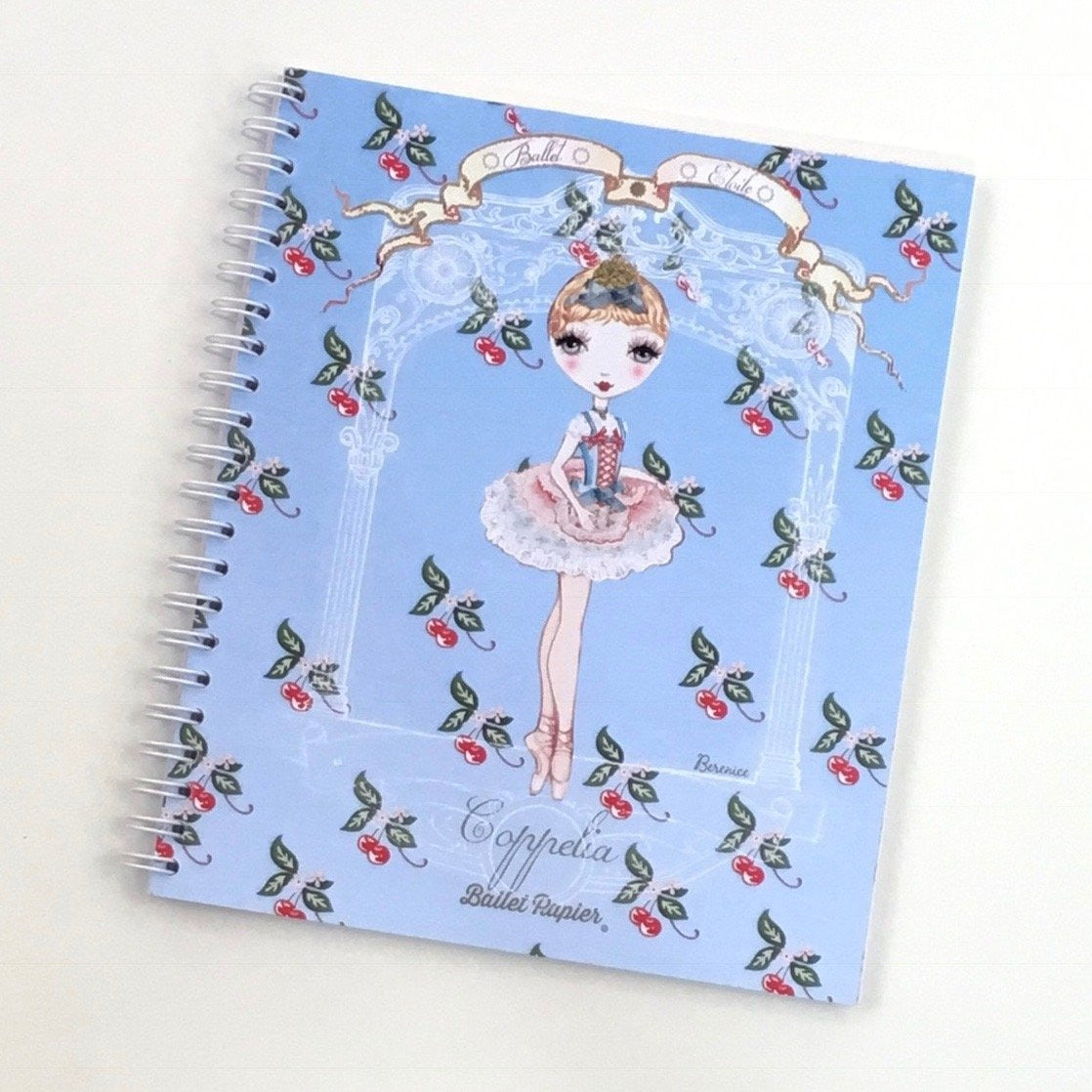 Ballet Etoiles Notebook - Coppelia