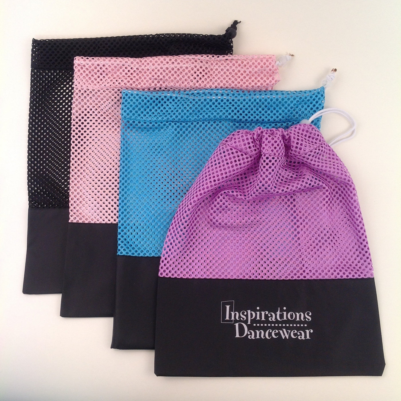Inspirations Pointe Shoe Mesh Bag