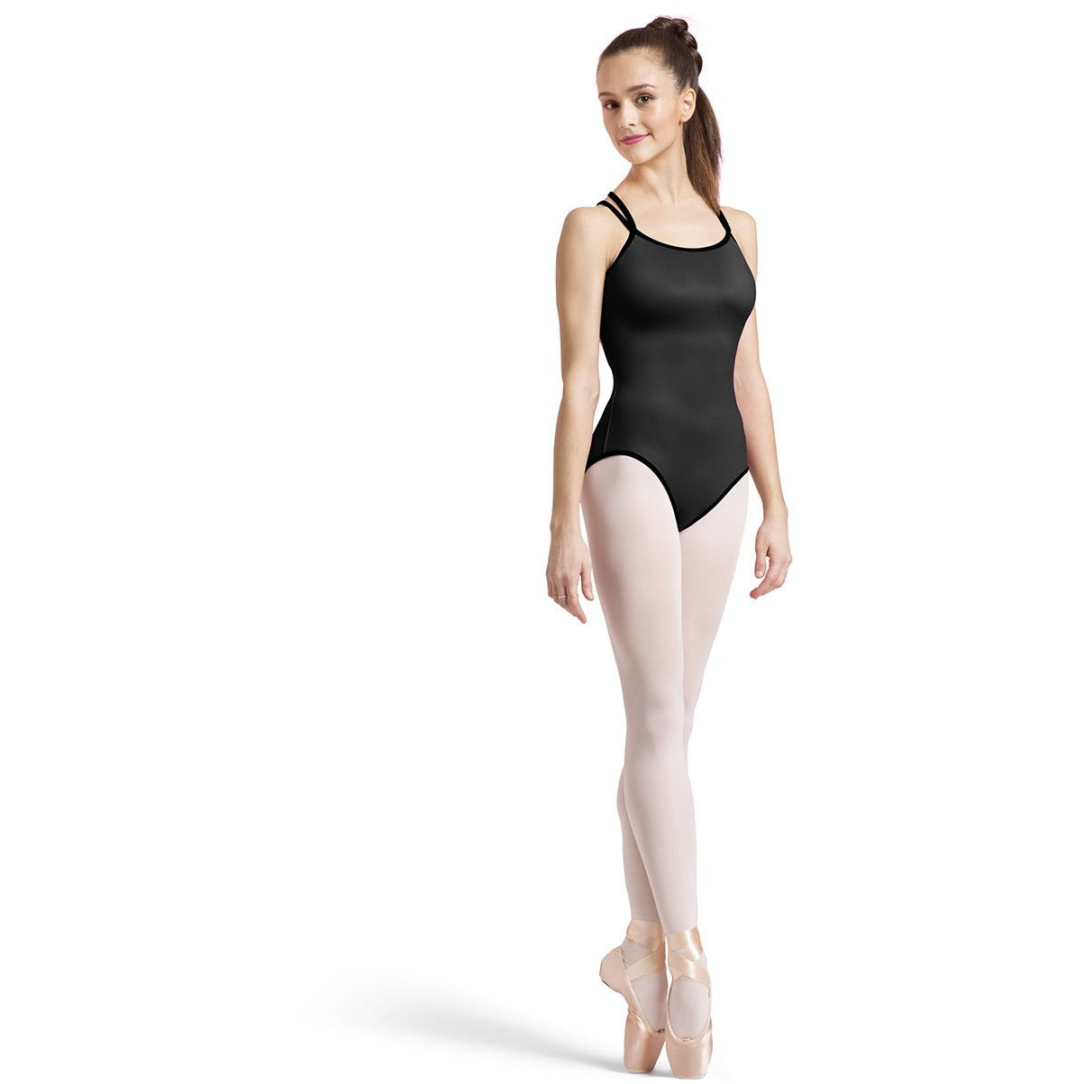 Reversible Twin Strap X Back Leotard - Adult