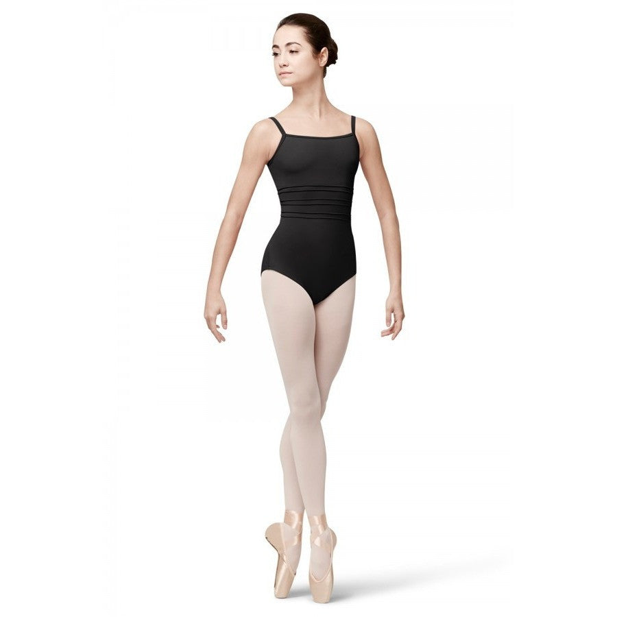 Pintuck Waist Camisole Leotard - Adult - Inspirations Dancewear - 3