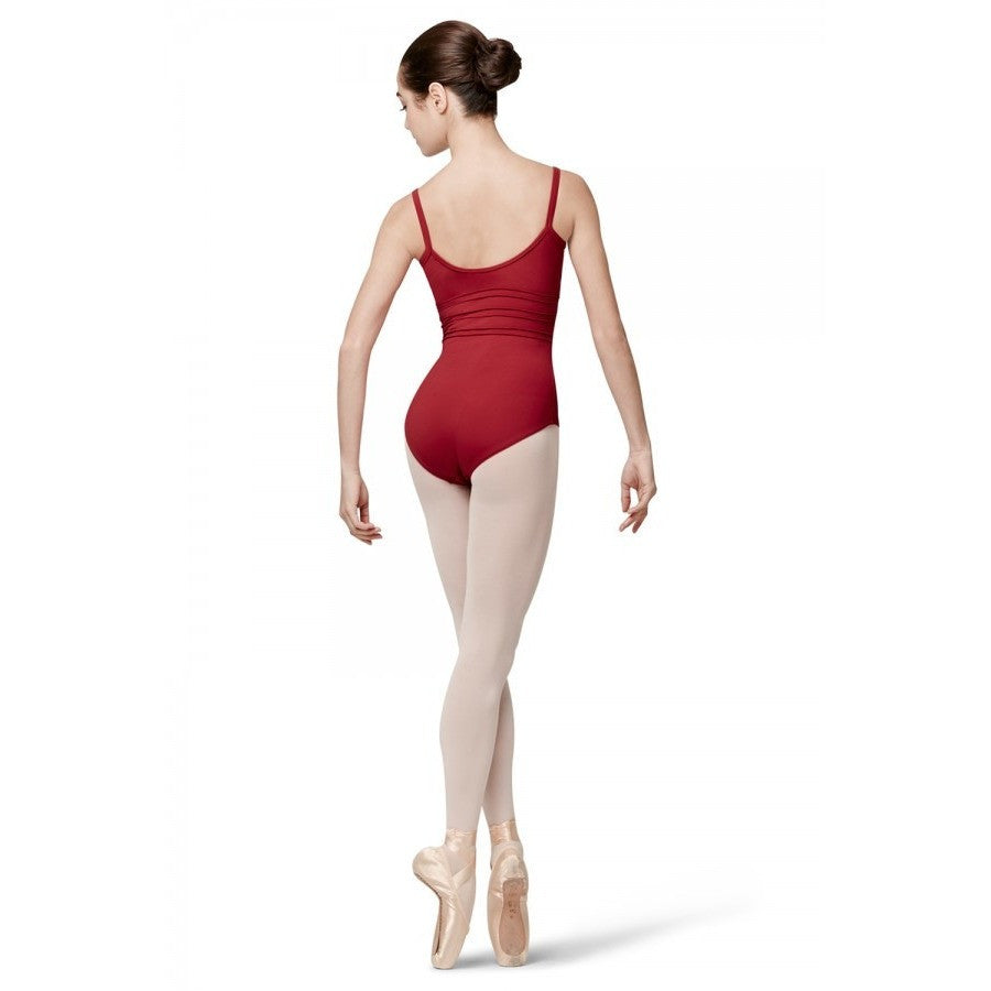 Pintuck Waist Camisole Leotard - Adult - Inspirations Dancewear - 2
