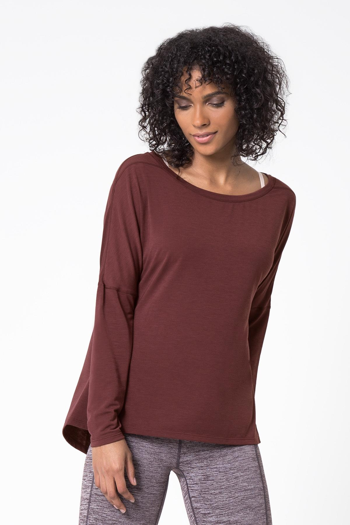 Chia Drapey Long Sleeve - Adult