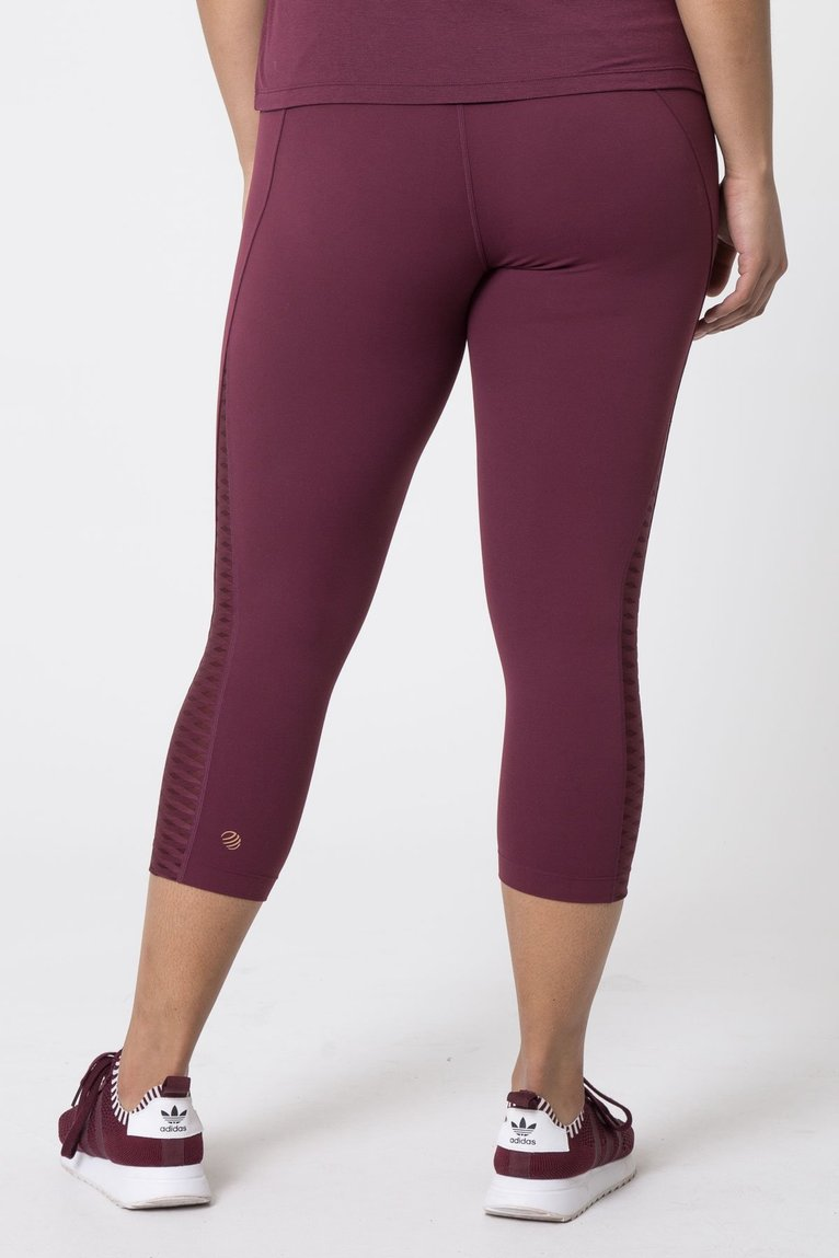 Dusk Capri Leggings - Adult