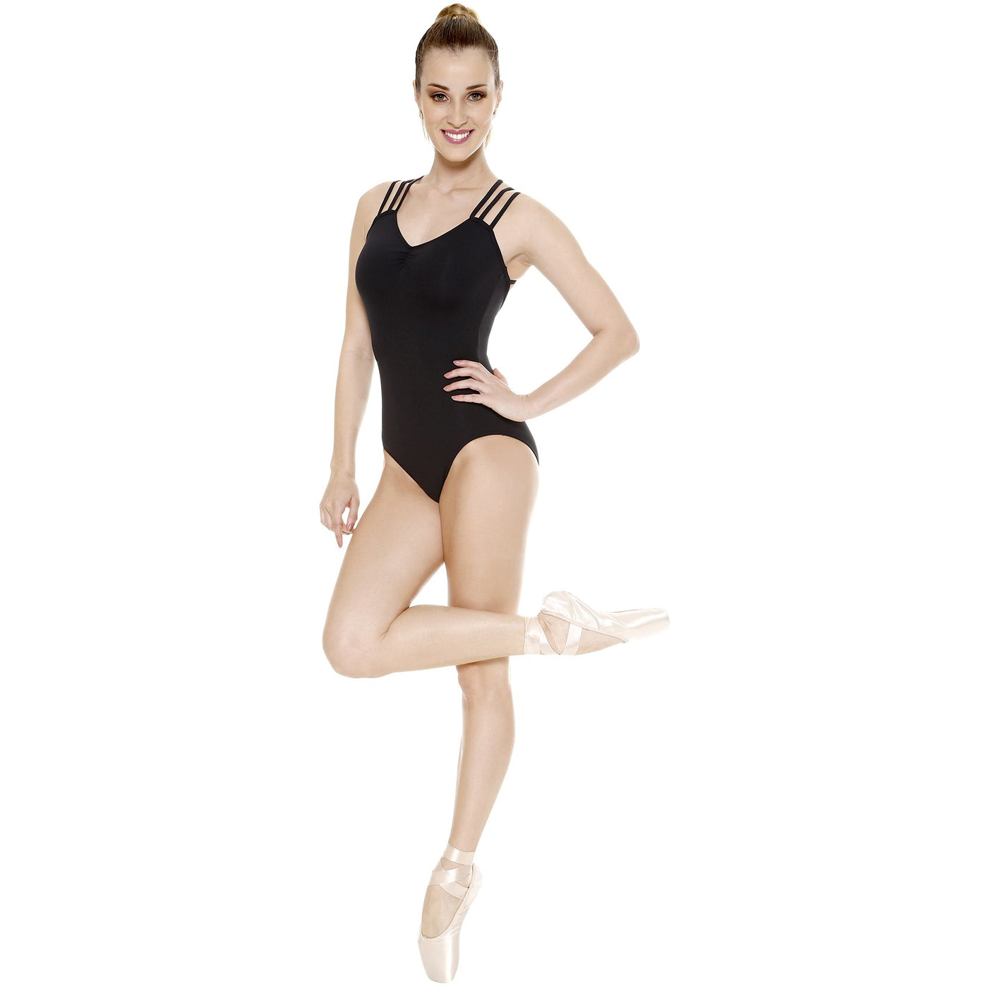 Triple Strap Leotard Leotard - Adult