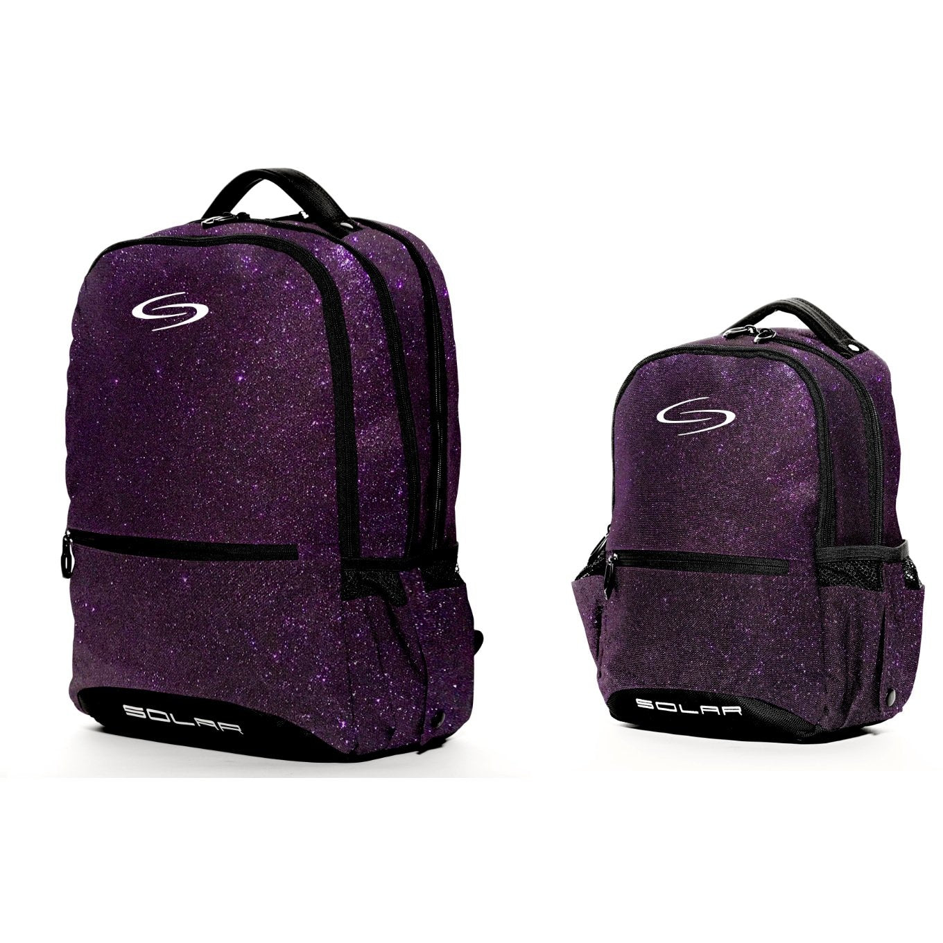 Glitter Mini Backpack