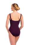 Square Neck Leotard - Adult
