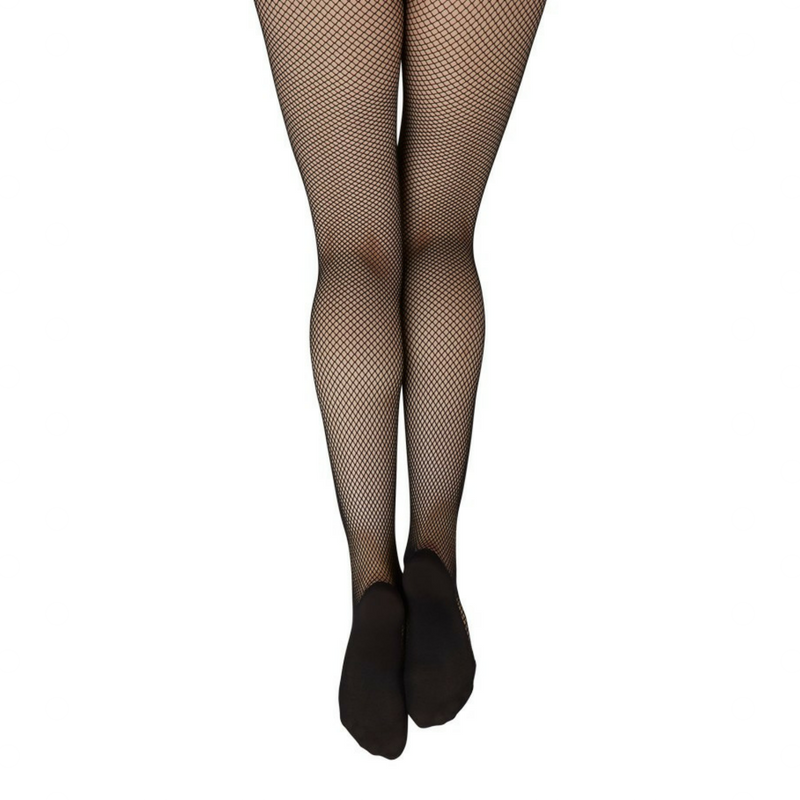 14b22a56fb859 Professional Seamless Fishnets Tights - Child | Inspirations ...