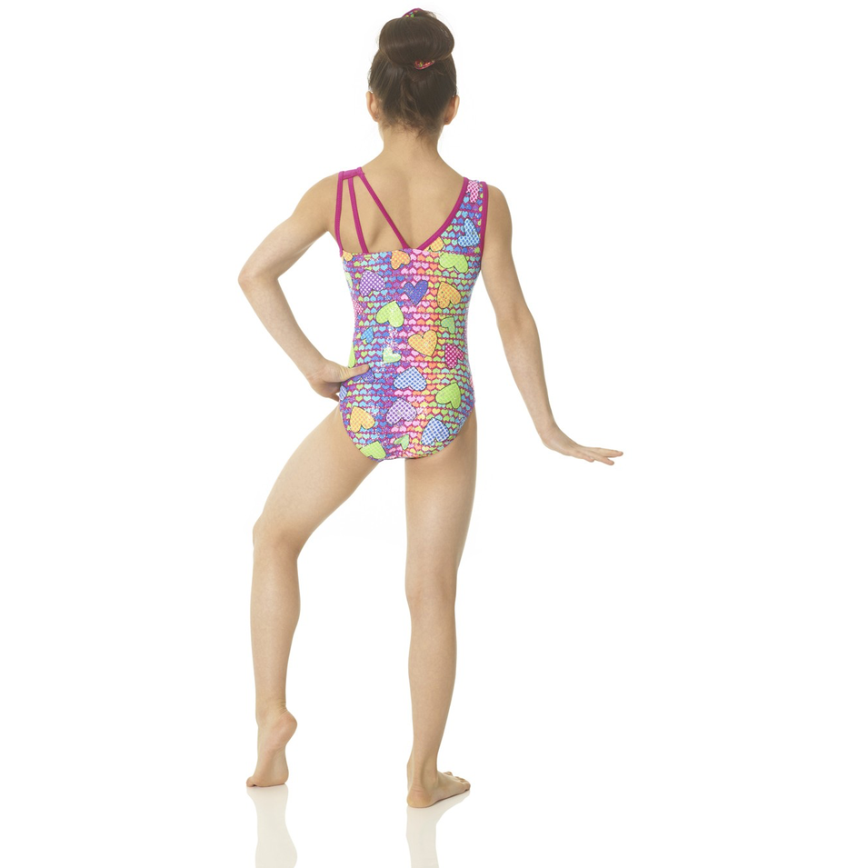 Triple Strap Gym Leotard
