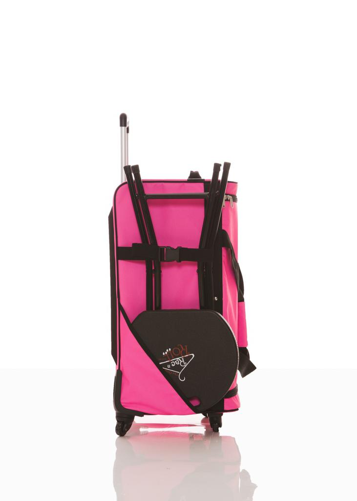 Pink Rac N Roll 4X Bag, Large