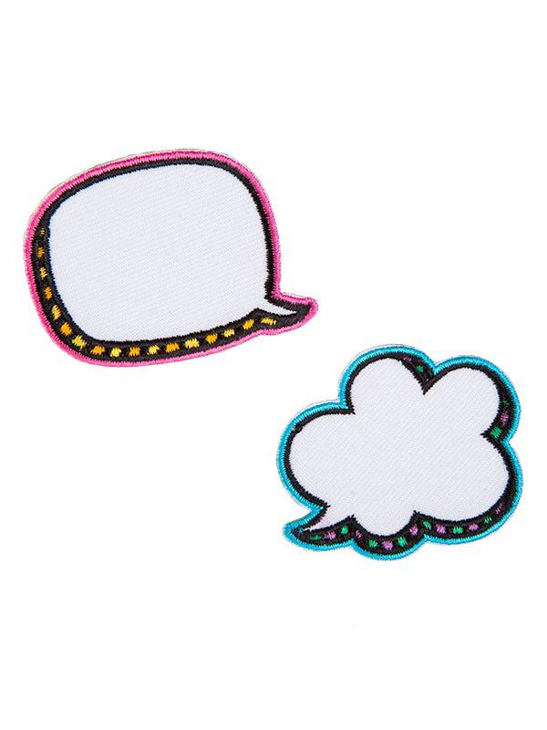 Talk Bubbles Patch Set
