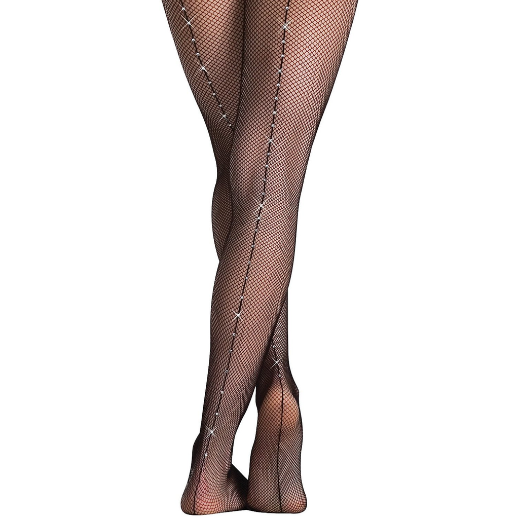 Rhinestone Fishnet Tight - Adult - Inspirations Dancewear