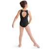Printed Open Back Leotard - Child