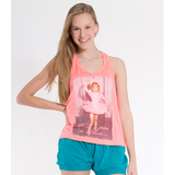 Once Upon A Time Oversized Tank - Ladies - Inspirations Dancewear