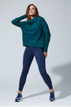 Fuji Funnel Neck Sweatshirt - Adult